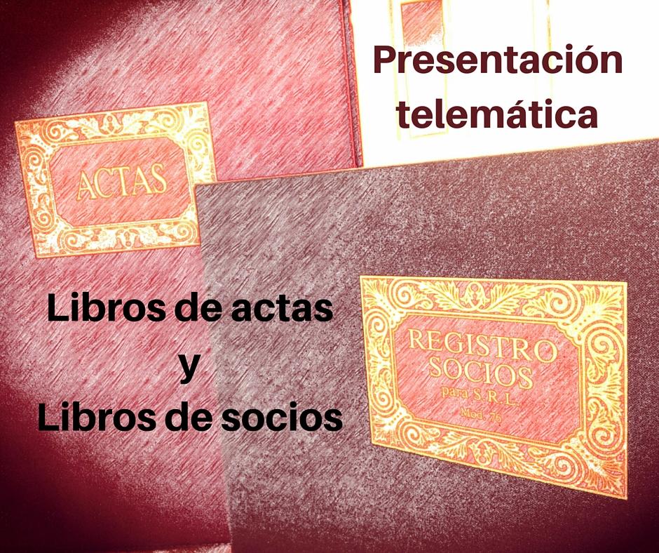 Resultado de imagen de LIBRO DE ACTAS Y DEL LIBRO REGISTRO DE SOCIOS